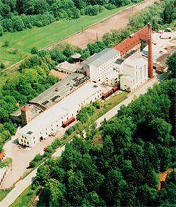 Unser Werk in Ailing bei Regensburg